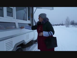 Светлана из села Ежи – хозяйка единственной на область автолавки