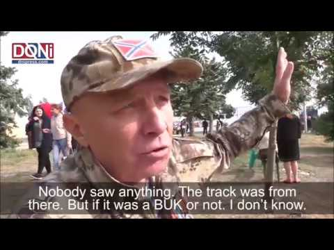 MH17 - Interview of soldier 'Som' about BUK and Ukrainian airplane - 09.07.2018 Опубликовано: 26 сент. 2018 г.
