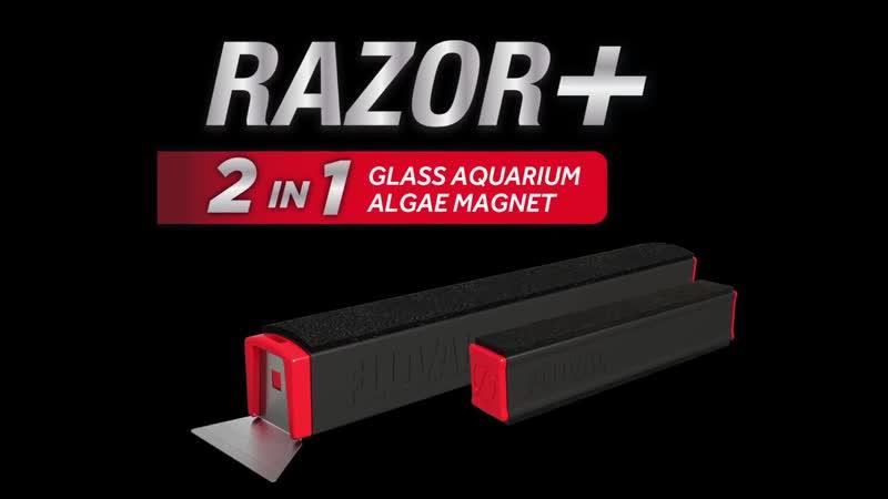 Скребок магнитный с лезвием Fluval Razor для аквариума