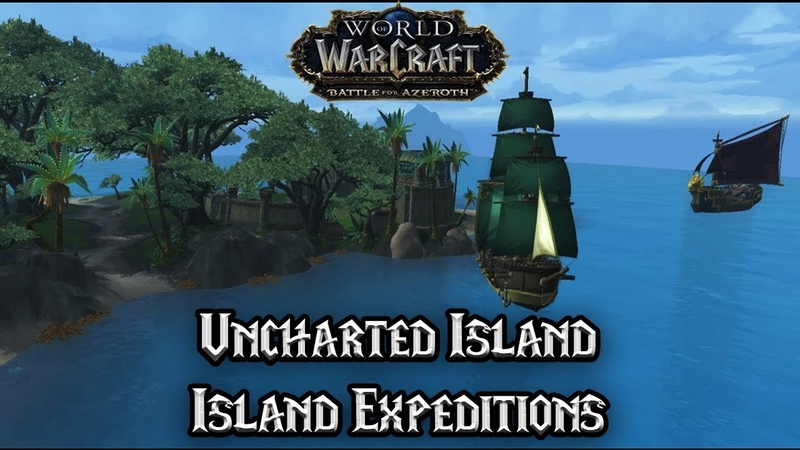 Uncharted Island - Island Expeditions with Cutscene