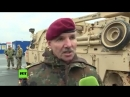 Brigadegeneral der Bundeswehr wir sind Gastland der US Armee wohl ein Versprecher