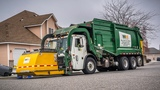 Mack LE - Heil DuraPack HalfPack Garbage Truck