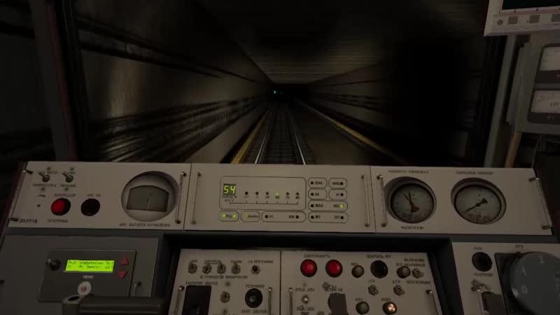 Metrostroi TimeLapse Imagine Line Восход Пр т Энергетиков