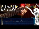 PUMPED UP KICKS Foster The People Guitar Cover Tutorial TABS | Cover Guitarra Christianvib
