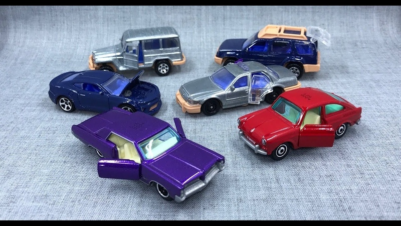 Lamley Preview Matchbox Basic Plus opening features New Models previewed by the Matchbox Team