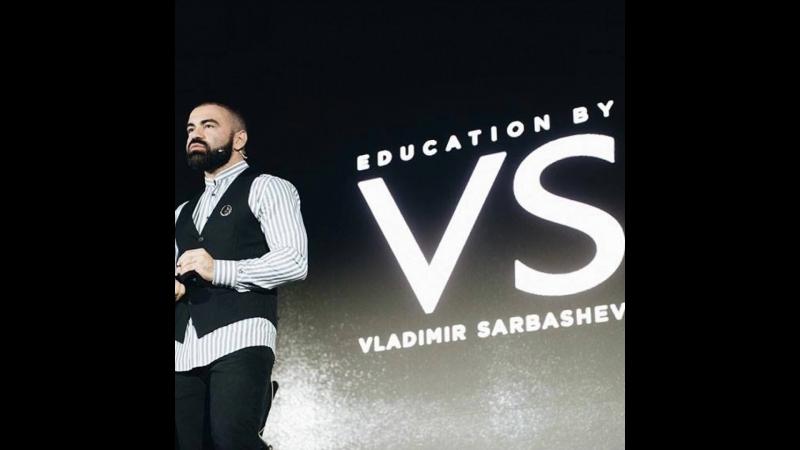 Знаменитый стилист Владимир Сарбашев - после пересадки волос у знаменитого доктора Айхан Чолак