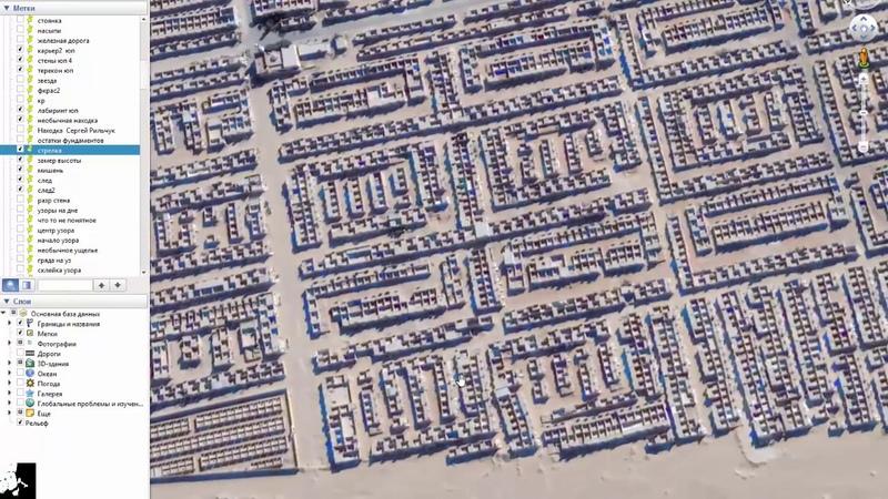 Затонувшие города вокруг острова Крит и другие загадочные места на планете Земля