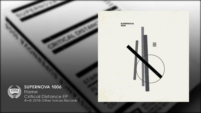 SUPERNOVA 1006 - Flame