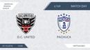 AFL18. America. Primera. Day 6. D.C. United - Pachuca.