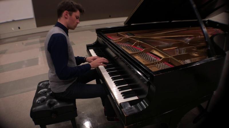 D. Scarlatti, Sonata in A major, K. 322 (Andrei Andreev)