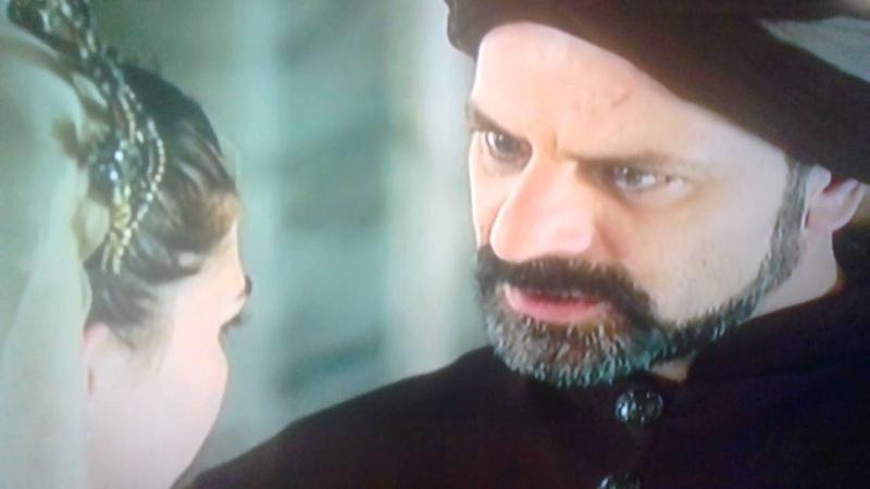 Султан сулеман узнаёт что хюрем султан похитили