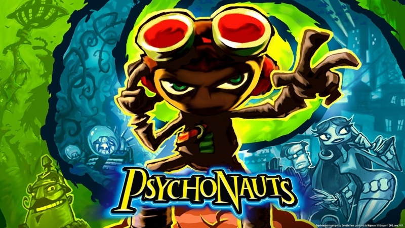 Psychonauts! Продолжаем психоделическое путешествие! ч.6