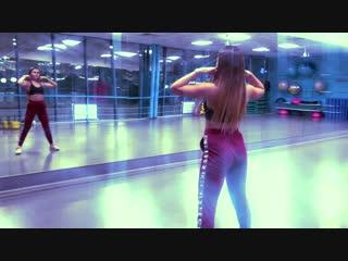 Попа как у Ким - Настя Каменских (NK) - Танец девушки (КСЮТА)