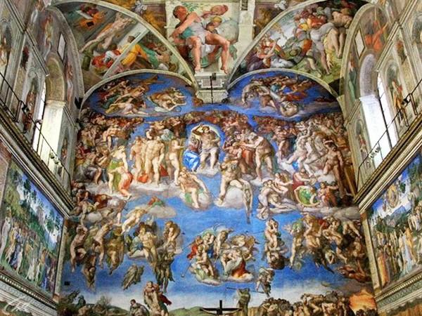 Музеи Ватикана. Между небом и землей / The Vatican Museum (2013) Уже более пятисот лет музеи Ватикана являются одной из величайших сокровищниц мира. Здесь хранятся бесценные произведения
