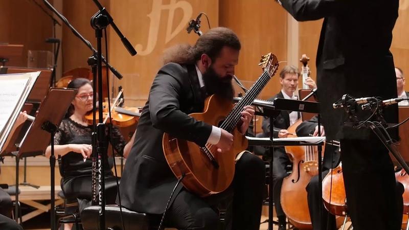 A.Iwanow-Kramskoj - Koncert na gitarę z orkiestrą №1, I część (Jahor Letkowski)