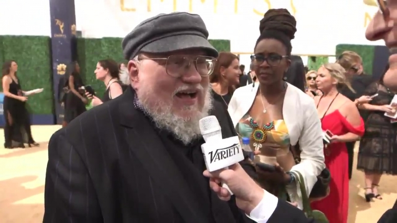 George R. R. Martin doesnt know why GameOfThrones is ending