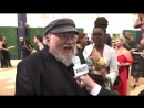 George R R Martin doesnt know why GameOfThrones is ending