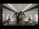 Global 7500 business jet