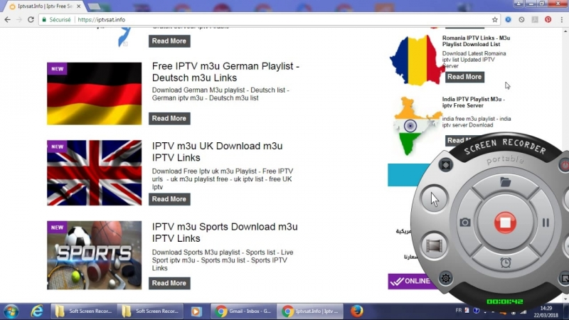 Paid iptv m3u lists for free