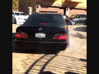 Mercedes-benz #w210 #e320 #static