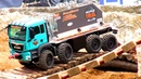 NEW ScaleART! ScaleTrail! Rc Truck-Trail Action! MB Arocs 2- 3- 4- Axle! ScaleDrive! Roadworker!