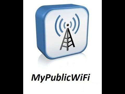 Программа MyPublicWiFi или как раздать вай фай с пк или ноутбука