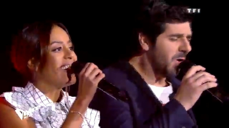 The Voice Kids Patrick Fiori Jenifer Amel Bent Soprano - L'envie
