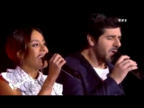 The Voice Kids Patrick Fiori Jenifer Amel Bent Soprano - L'envie