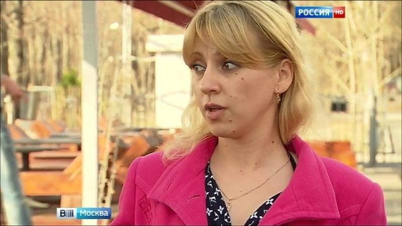 Вести-Москва • Летние кафе приводят к единым стандартам уюта