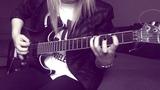 Ozzy Osbourne - Crazy train guitar cover by Alex Szmeja