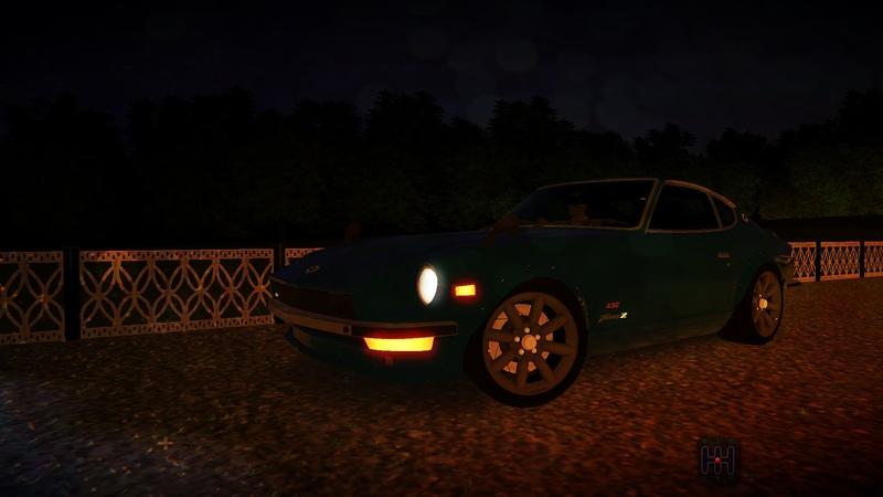[ City Car Driving ] Wangan Midnight S30Z 330km/h [ HD1080p ]