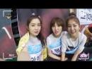 180924 Irene, Seulgi, Wendy (Red Velvet) @ Idol Star Athletics Championship
