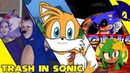 Трэш в Сонике feat. IbroMan Trash in Sonic the Hedgehog