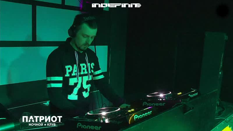 Dr. Indefinite - Live Stream - Deep Tech House 20.04.2019