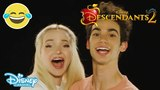 Descendants 2 Who Said That ft. Dove Cameron and Cameron Boyce Official Disney Channel UK