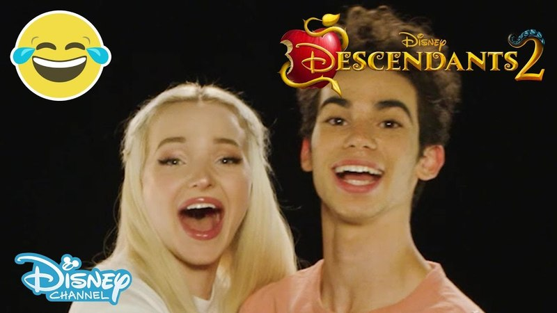 Descendants 2 Who Said That ft Dove Cameron and Cameron Boyce Official Disney Channel UK