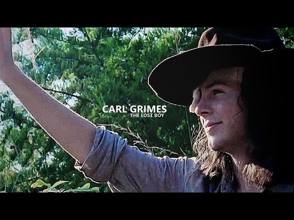 Carl grimes | I will not be commanded [ 8.09]