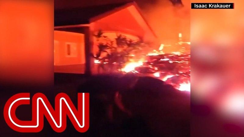 Fresh lava prompts final evacuations in Hawaii