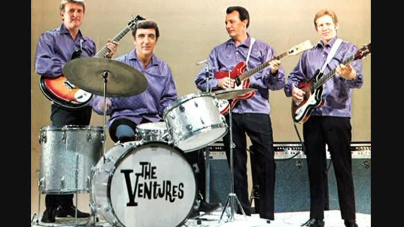 The Ventures. Vibrations 1967