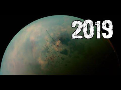 Полет на Титан – 1,5 миллиарда километров Космические первопроходцы Космос, Вселенная 2018