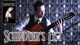 Schindler's List - Classical guitar cover by Sergey S. Dinges