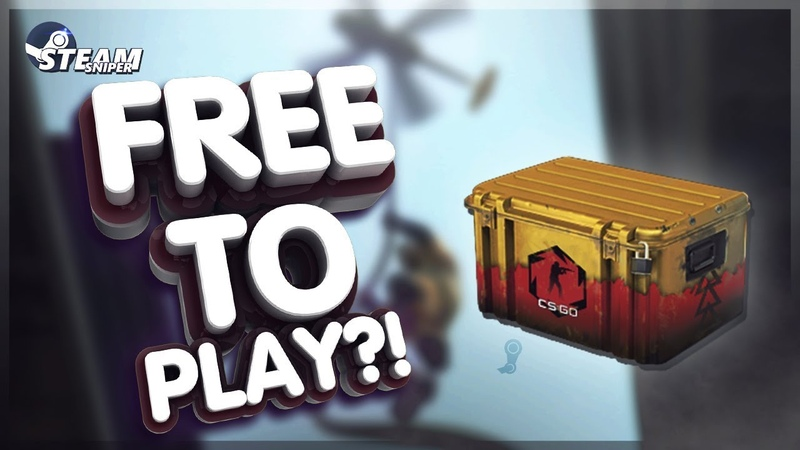 FREE TO PLAY ЗАЧЕЕЕМ?! | Steam Sniper 3