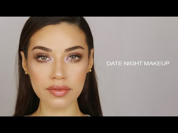 Soft Natural Date Night Makeup   Valentine's Day Makeup Tutorial   Eman