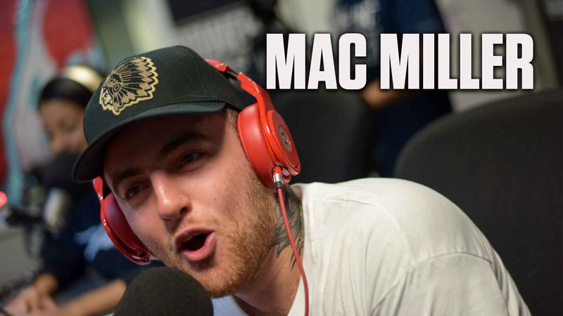 Mac Miller On Tipping A Stripper $1,000 Accidentally!