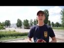 Активісти Національного Корпусу Луганщина продовжують слідкувати та фіксувати факти порушення технологій ремонтних робіт на доро