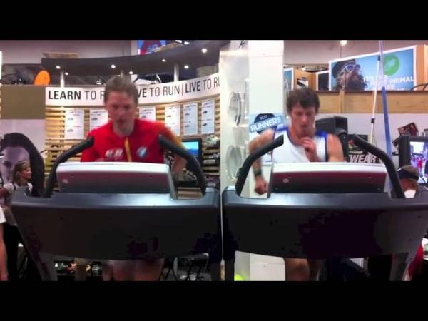 2012 Uphill Challenge Max King vs Philipp Reiter