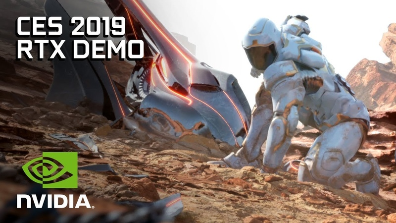 Project Sol Part 2 A Real-Time Ray-Tracing Cinematic Scene Powered by NVIDIA RTX