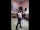 Выступает Дарья Андреевна Рубцова