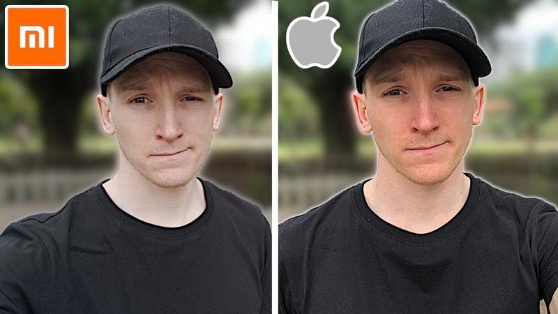 HUGE Xiaomi Mi 9 CAMERA TEST vs iPhone, Canon!
