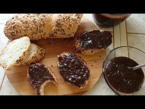 Самая вкусная шоколадная паста Едим её ложками